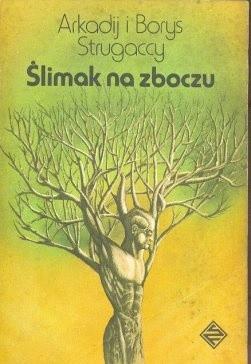 Okładka książki Ślimak na zboczu