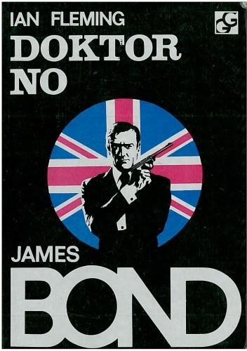 Okładka książki Doktor No