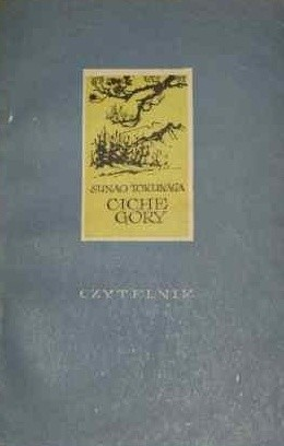 Okładka książki Ciche góry