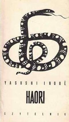 Okładka książki Haori