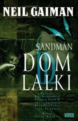 Okładka książki Sandman: Dom lalki