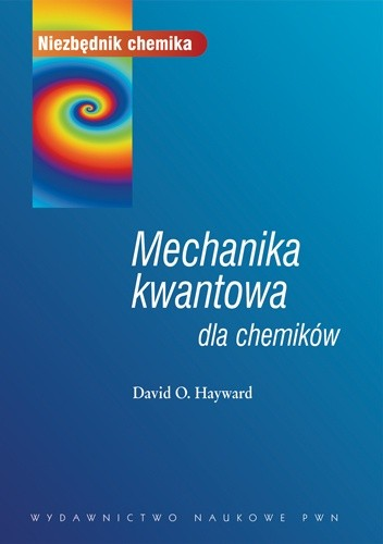 Okładka książki Mechanika kwantowa dla chemików