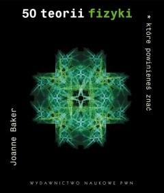 Okładka książki 50 teorii fizyki, które powinieneś znać