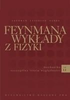 Okładka książki Feynmana wykłady z fizyki t. 1-3