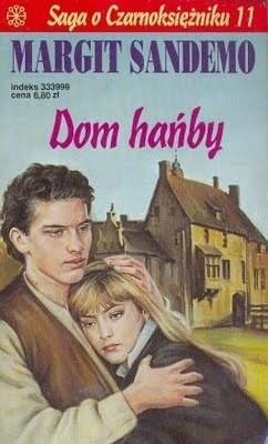 Okładka książki Dom hańby