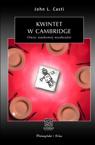 Okładka książki Kwintet w Cambridge. Owoc naukowej wyobraźni