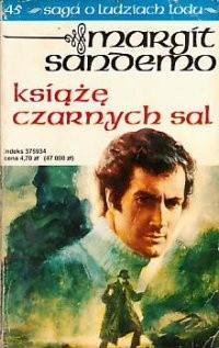 Okładka książki Książę Czarnych Sal