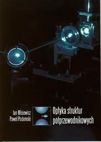 Okładka książki Optyka struktur półprzewodnikowych