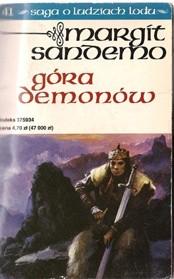 Okładka książki Góra Demonów