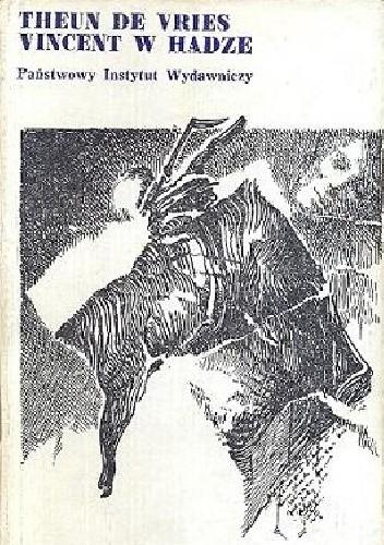 Okładka książki Vincent w Hadze