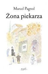 Okładka książki Żona piekarza