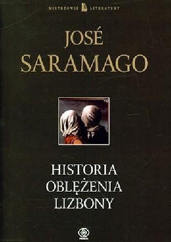 Okładka książki Historia oblężenia Lizbony