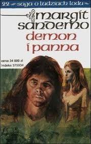 Okładka książki Demon i panna