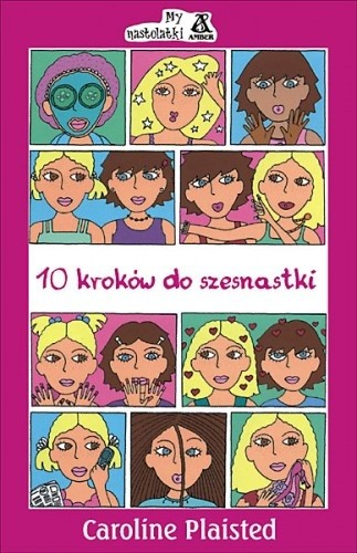 Okładka książki 10 kroków do szesnastki