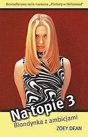 Okładka książki Blondynka z ambicjami