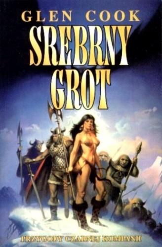 Okładka książki Srebrny grot