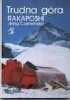 Okładka książki Trudna góra Rakaposhi