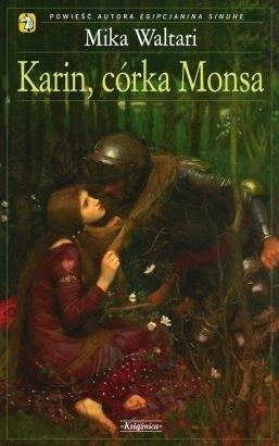 Okładka książki Karin, córka Monsa