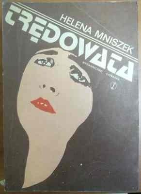Okładka książki Trędowata tom 2