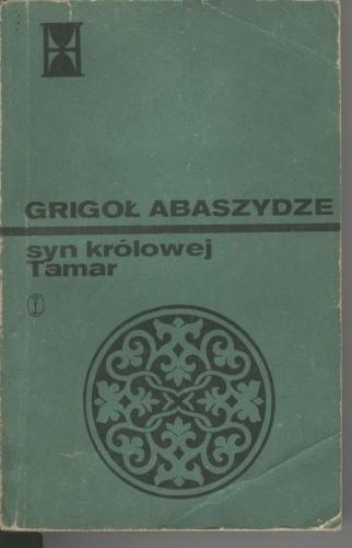Okładka książki Syn królowej Tamar