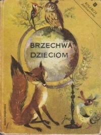 Okładka książki Brzechwa dzieciom