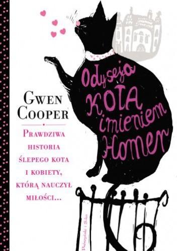 Okładka książki Odyseja kota imieniem Homer