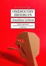 Okładka książki Osierocony Brooklyn