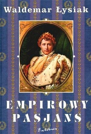 Okładka książki Empirowy pasjans