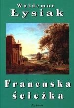 Okładka książki Francuska ścieżka