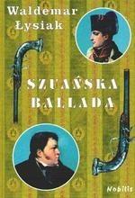 Okładka książki Szuańska ballada