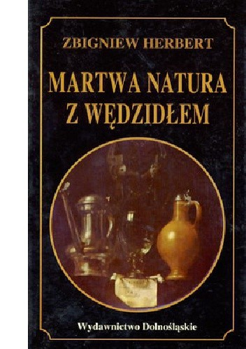 Okładka książki Martwa natura z wędzidłem