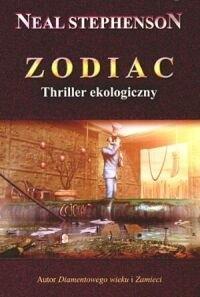Okładka książki Zodiac: thriller ekologiczny