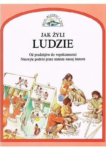 Okładka książki Jak żyli ludzie