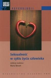 Okładka książki Seksualność w cyklu życia człowieka