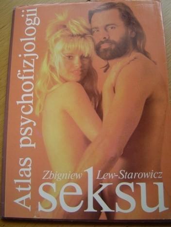 Okładka książki Atlas psychofizjologii seksu