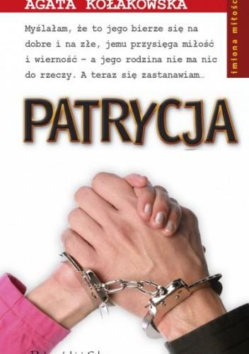 Okładka książki Patrycja