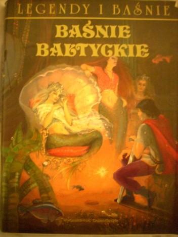 Okładka książki Baśnie bałtyckie