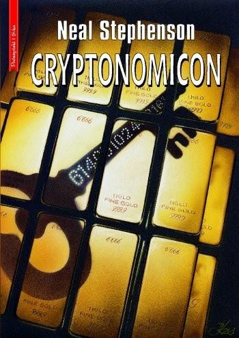 Okładka książki Cryptonomicon