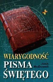Okładka książki Wiarygodność Pisma Świętego