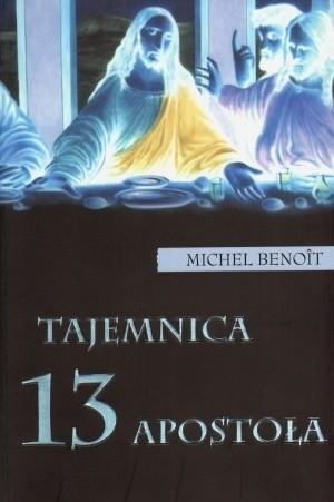 Okładka książki Tajemnica 13 apostoła