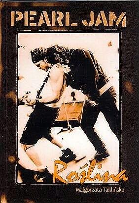 Okładka książki Pearl Jam Roślina