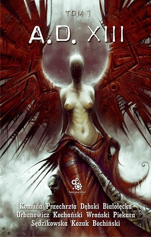 Okładka książki A.D.XIII, tom 1