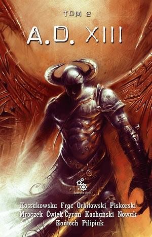 Okładka książki A.D.XIII, tom 2