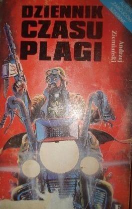 Okładka książki Dziennik czasu plagi