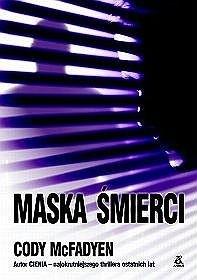 Okładka książki Maska śmierci