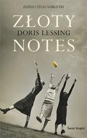 Okładka książki Złoty notes