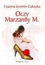 Okładka książki Oczy Marzanny M.