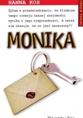 Okładka książki Monika