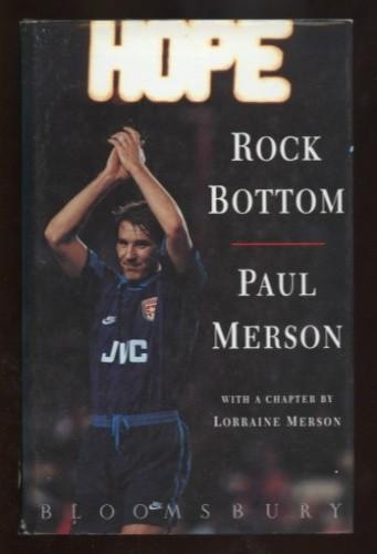 Okładka książki Rock Bottom