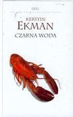 Okładka książki Czarna woda